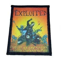 Aufnäher The Exploited massacre