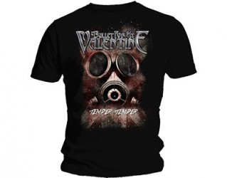 T-Shirt Bullet for my Valentine temper