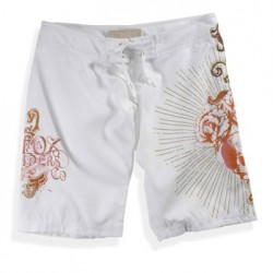 Fox Girls Bermuda Sunset white