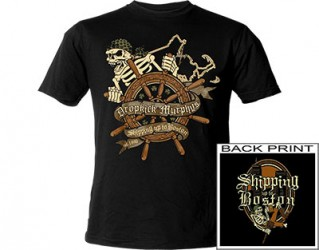 T-Shirt Dropkick Murphys shipping