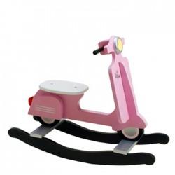 Vespa-Schaukel Pink