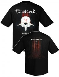 T-Shirt Enslaved vertebrae