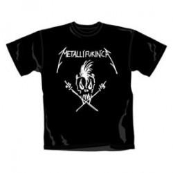 T-Shirt Metallica fucinka