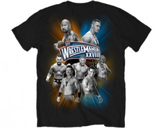 T-Shirt Wrestle Mania