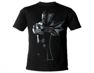 T-Shirt Mysterio cross