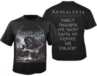T-Shirt Equilibrium apocalypse